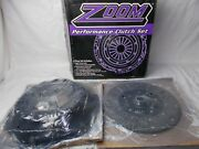 Clutch Kit 3000 Series Zoom 30002s For Chevrolet Truck Pre 1979 11 8 Cylinder