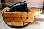 Coehorn Mortar Cannon Mod.1838 Repro. W/ 360anddeg Rotating Carriage