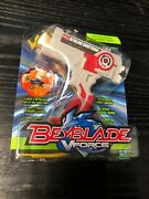 Beyblade V Force Duotron Launcher Let It Rip Brand New