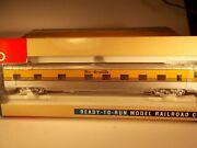 Ho Scale Walthers Denver And Rio Grand 10-5 Sleeper