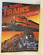 Vintage 1992 Lionel Trains Catalog Toy Electric Accessories Book 1 0 And 027 Gauge