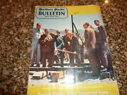 Southern Pacific Bulletin May-june 1969 And Oct. 1962 Railroad Collectible