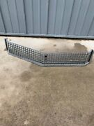 Chevrolet Chevy Metal Chrome Grille Oem Gm Part 3987079