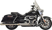 Bassani Xhaust 50th Anniversary Road Rage Iii 2 Into 1 System 17+ Harley Touring