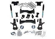 Superlift K899b Suspension Lift Kit W/shocks Fits Sierra 1500 Silverado 1500