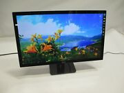 Dell S2740l 27 Ips Wide Led Monitor 1080p Vga Dvi Hdmi Usb Audio Out 7ms P7d0g