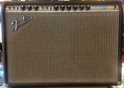 1969 Fender Pro Reverb Silverface 2x12 40w Tube Electric Guitar Combo Amplifier