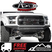 Add Rock Fighter Front Bumper For 2017-2020 Ford F150 Raptor