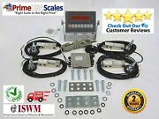 Floor Scale Kit Livestock Stock Kit Build Your Own Scale Load Cells 2500 Lb