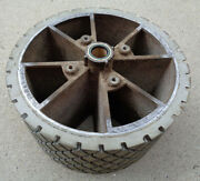 Drive Wheel For Clarke Vision 26, 32, 38 Walk Behind Scrubbers, 59944r, 2