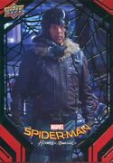 Spiderman Homecoming Silver Foil Base Card 28 Toomes Unmasked