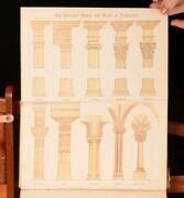 1861 Beeton's Dictionary Of Universal Information Pronunciation Illustrated