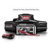 Warn 92820 Zeon Platinum 12 Winch For 99-08 Ford F-150