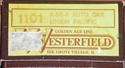 Westerfield 1101 A-50-4 Auto Car Kit Union Pacific
