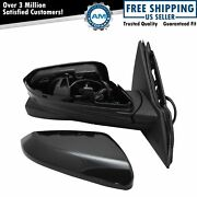Mirror Power Heated Side View Camera Paint To Match Rh Passenger Side For Civic