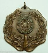 1914 Philadelphia Point Breeze Park Games Sports Medallion Medal Winged Foot Pa