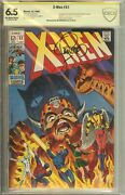 X-men 51 Signed Jim Steranko Cbcs 5.0 6.5 - Pick Your Issue