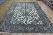 Handmade Persian Kashan Carpet With Great Design And Superb Colours 360 X 250 Cm
