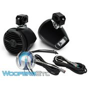 Rockford Fosgate Rzr14-rear Add-on Speakers For Rzr14 Stage 2 And 3 Rzr14rc 2 And 3