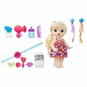 Baby Alive Blonde Cute Hairstyles Baby By Hasbro Lots Of Extras