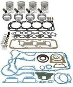 In-frame Engine Overhaul Kit For Iveco-nef N45 Turbo 8 Val Head Paper/rubber Opg