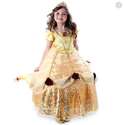 Disney Deluxe Limited Edition Belle Dress 1 Of 2500