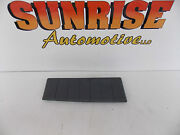 Nos Gm 20463731 Speaker Cover Grille Gray Lh Left Hand Buy It Now Free Shipping
