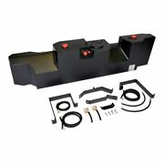 Transfer Flow 0800115804 40 Gallon Fuel Tank For Ram 4500 5500 Cab Chassis 07-19