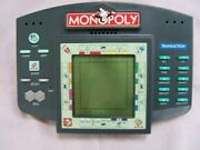 Rare Pre-production Error Electronic Hand-held Monopoly Game - Parker Brothers