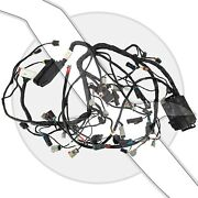Volvo Penta Main Wiring Cable Engine Harness 5.0gxice 5.7gice 3848907 21169155