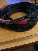 Morrow Audio Sp4 Speaker Cables Audiophile Grade Made In The Usa