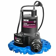 New Wayne Wapc250 1/4 Hp Automatic On And Off Swimming Pool Cover Pump