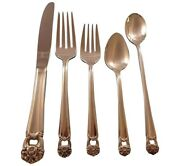 Eternally Yours By 1847 Rogers Silverplate Flatware Set Service For 12 67 Pieces