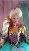 Barbie As Rapunzel,1994 Children's Collector Series First Edition.doll's Gift
