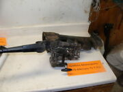 1975 Mercury Outboard 7.5hp 75 Transom Clamp Tiller Handle Throttle 18 Mid Sect