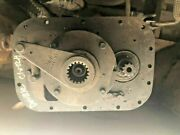 Massey Ferguson To35 To-35 Transmission Case 182840m2 Double Clutch