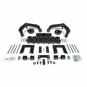 Zone Offroad D59 3.5 Suspension Combo Lift Kit For 2012-2018 Dodge Ram 1500 4wd