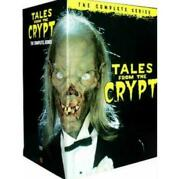 Tales From The Crypt The Complete Series Seasons 1-7dvd 2017 20-disc Boxset