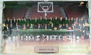 Vintage The Board Room Nike Basketball Poster Malone Griffith Lucas ☆ Jeff Koons