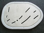 2006 Tahoe Q4 Boat Center Deck Hatch Storage Compartment Cover