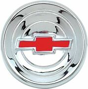 Oer Reproduction Chrome Bow Tie Horn Cap 1960-1966 Chevy Pickup Truck