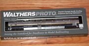 Walthers Proto 920-12014 85' Pullman Superliner Coach Amtrak California Lighted