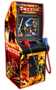 Target Terror Dedicated Arcade Game From Raw Thrills