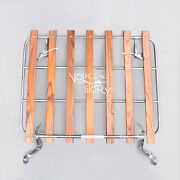 Vw Beetle Classic Style Rear Luggage Rack Type 1 Bug Stainless 1946-67
