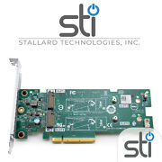 Dell Jv70f Boss-s1 Boot Optimized Server Storage Adapter Card 2 X M.2 Ssd