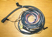 1956 Chevy Tail Light Wire Harness 4 Door 9 Passenger Station Wagon Usa Made