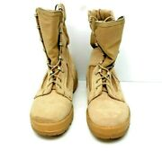 Wellco Military Combat Boots Acb-hw Flame Resistant Desert Tan 6 R