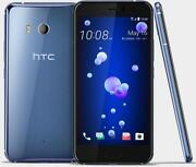 Htc U 11 - 64gb - Amazing Silver Unlocked Smartphone Very Good Phone And Accy