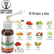 Fountain Of Life The Most Powerful Anti-oxidant On The Planet