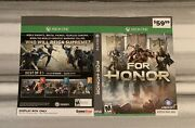 Ships Same Day Rare Gamestop Display Box Only For Honor Xbox One Cover Art Only